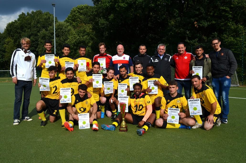 Sav Projekt Fussball Verbindet Gewinnt Die 1 Offene